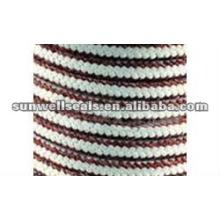 CBRL PTFE Embalagem com cantos de fibra Kynol SUNWELL fabricante