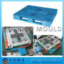 molde de plataforma de inyección de plástico