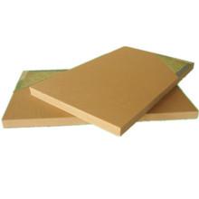 Materiales de construcción baratos de alta resistencia / Plantilla de construcción WPC 1220 * 2440 * 15