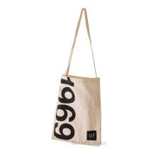 6oz Cotton Messenger Bag (hbco-58)