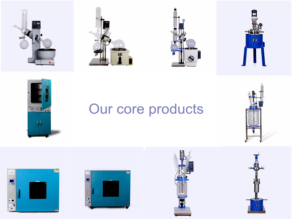 Chemical Industrial Essential Oil Distillation Equipment