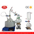 Short Path Distillation Glass Evaporator