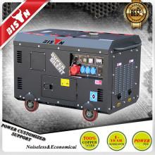 Bison China Zhejiang King Max Diesel Generator 7.5KW Diesel Generator