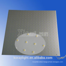 High intensity led lighting RGB 60x60cm waterproof panel light for outdoor backlight