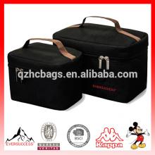 Bolsas más frescas con aislamiento Bolsa de refrigerador con botellas en forma de bolsa