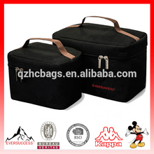 Insulated cooler bags Lunch Box Bottle Cooler Bag