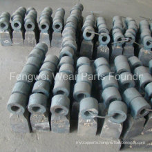 High Chromium Alloy Hammer