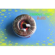 Transformateur toroïdal de haute qualité RoHS 20V