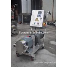 stainless steel liquid sugar pump with speed controller