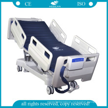 AG-Br002 ABS Electric ISO&CE Luxury 7 Function ICU Bed