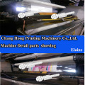 6 cores Automatic Flexo Printing Machine Central Drum