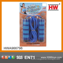 Hot Sale Outdoor Set 2.3M Rubber Skipping Rope