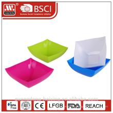HAIXING beliebte Square Plastikschüssel