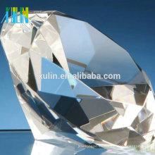 Recuerdo de cristal caliente del lear del regalo de cumpleaños de los recuerdos de la boda del diamante de la casa