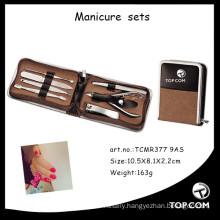henckels manicure set, homedics manicure set, vintage manicure set
