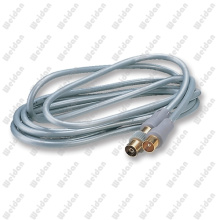 Pearly-Lustre 3 Meter Coaxial Flylead Antenna Cable