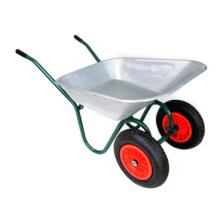 Metal Wheel Barrow für den europäischen Markt