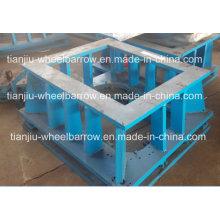 O carrinho de mão de roda de boa qualidade Best-Selling da China de alta qualidade molda Wb3800