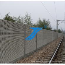Barreira sadia de alta qualidade, estrada / som Railway / fábrica barreira de ruído