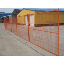 6FT*10FT High Visibility Welded Wire Mesh Temporary Fencing
