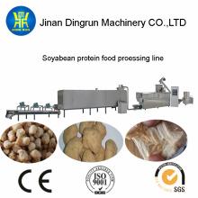 China-Fabrikpreis strukturierter Sojabohnenextruder