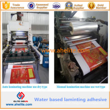 Water Based Lamination Glue Cold Lamination Glue for Paper with BOPP Film