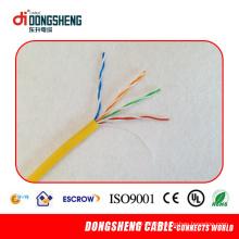 0.48mm, 0,5.50mm CCA / Cu PVC pour câble UTP Cat5e