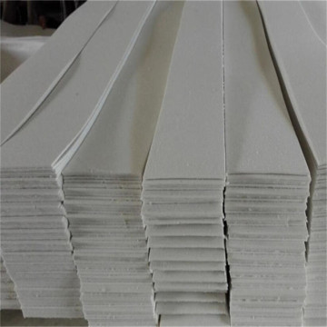 Industrial Wool Felt Wear Resistant With Natural White Color