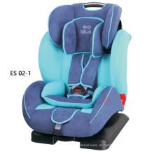 Assento de carro da criança com alta qualidade (grupo 1 + 2 + 3)