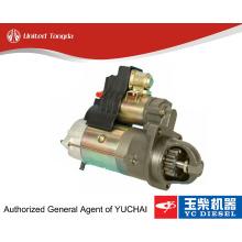 Motor de arranque Yuchai original BJ100-3708100 para YC6108