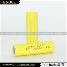 Lg HE4 18650 lithium ion battery