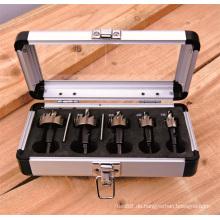 Werkzeuge Hardware 5PCS HSS Lochsäge Set Hand OEM Zubehör