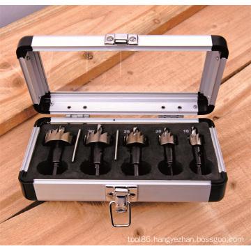 Tools Hardware 5PCS HSS Holesaw Set Hand OEM Accessories