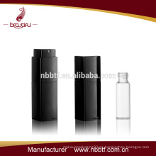 Nueva botella de aluminio cuadrado del aerosol del perfume