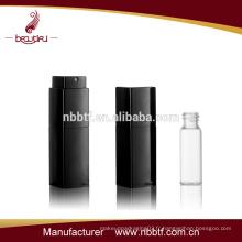Nouvelle bouteille de parfum en aluminium de parfum