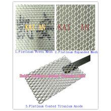 Titanium Anode Mesh / Titanio Malla / Titanio Tejido Malla / Titanio Expanded Malla / Titanio Malla perforada