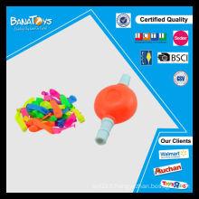 Ballons gonflables à bas prix jouets en plastique jouent ballon à eau