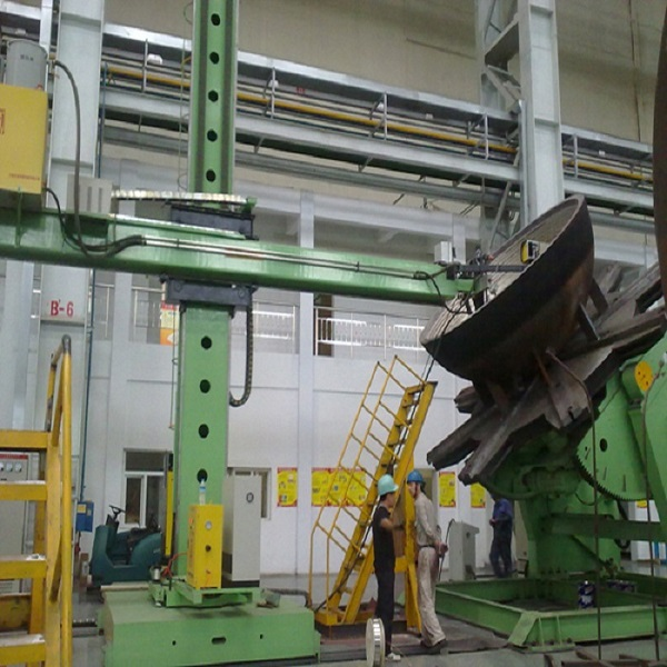 Fixed Cone Surfacing Welding Column And Boom
