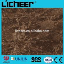 pvc luxury vinyl tile manufacturer flooring/ indoor waterproof PVC FLOORING VINYL TILE
