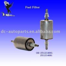Filtro del inyector de combustible 25121466 para Cadillac