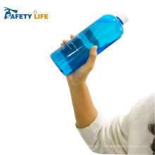 Utiliser et jeter des bouteilles d'eau / 600ml