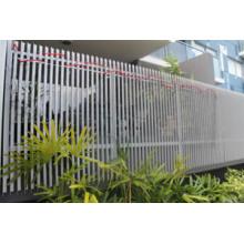 Panneaux de clôture en métal pour clôture de jardin