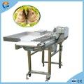Industrielle automatische Fische Köpfe Cutter Schneidemaschine Schneiden Schneiden Verarbeitung Maschine