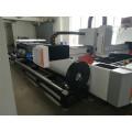 aluminium copper 1kw laser metal cutting machine