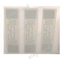 Étiquette d'étiquette RFID passive UHF 860-960MHz