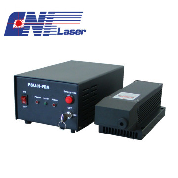 Laser UV Q-swiched de 355nm Pluse DPSS