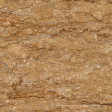 Plancher de vinyle en plastique de plancher extérieur de l'effet 4PC de pierre de WPC
