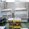 Meulage de métal Polissage Downdraft / Table de meulage