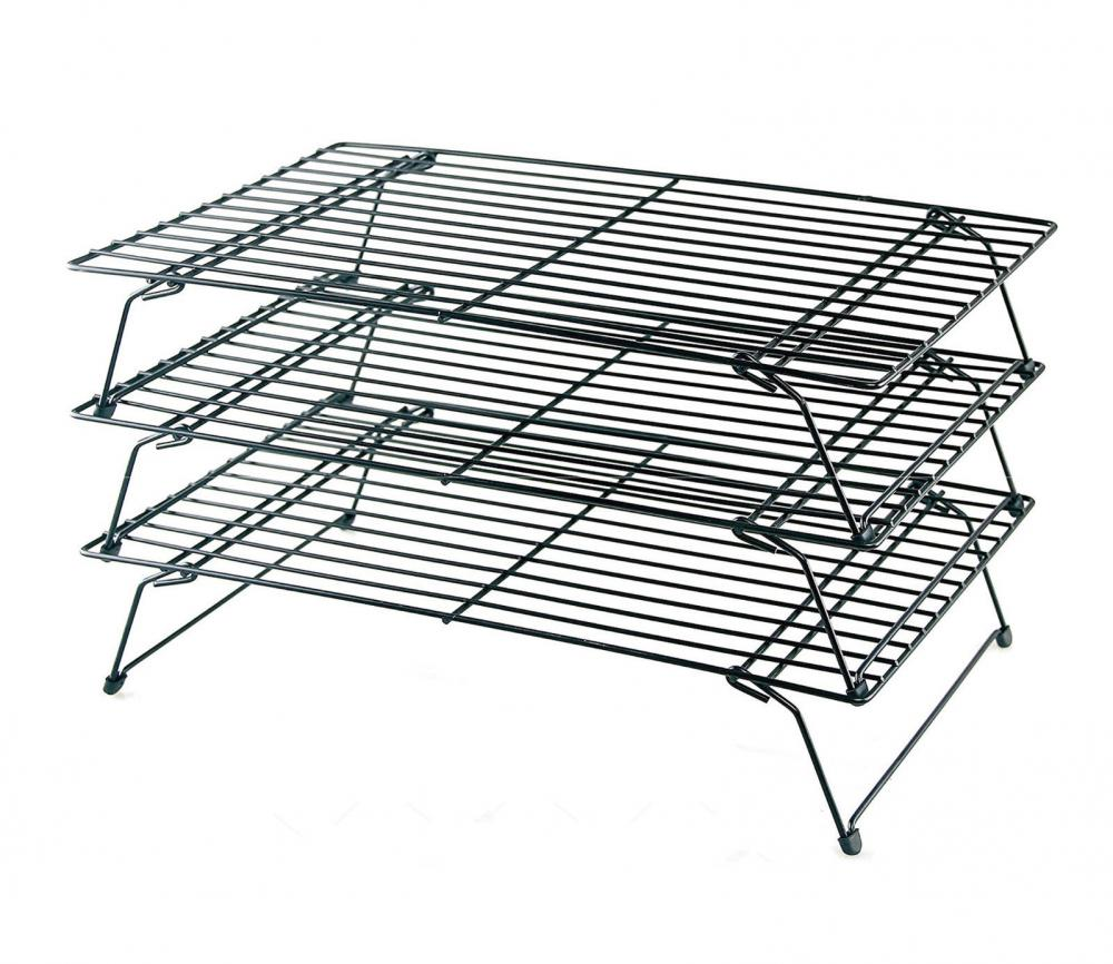 3 Tiers Cake Baking Cooling Rack