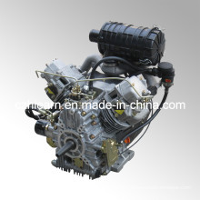 Air-Cooled Two Cylinder Diesel Engine with Muffler (2V86F)